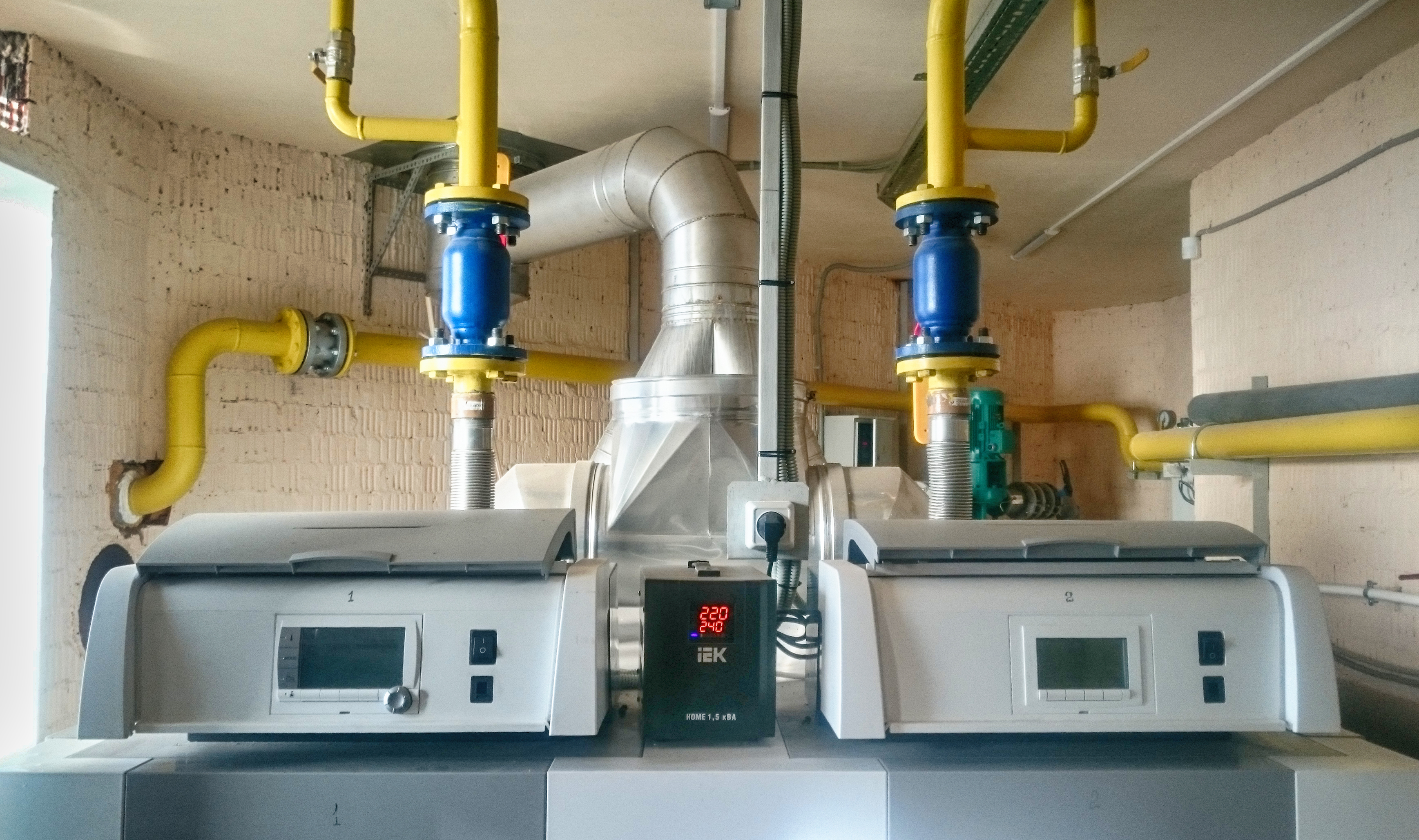 Обслуживание газового оборудования в Пскове